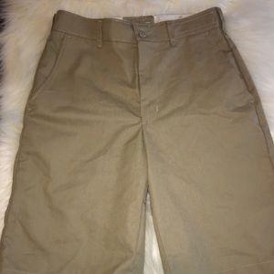 Vans Red Kap Men's Tan Shorts Size 30